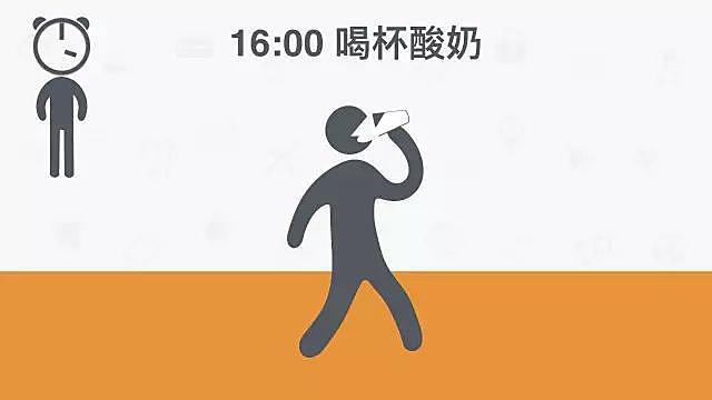 好文170315:世界公认最健康的作息时间表,今后就照这个来