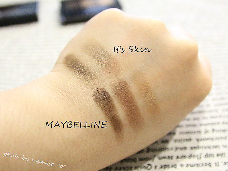 maybelline It's Skin 眉粉 (10)