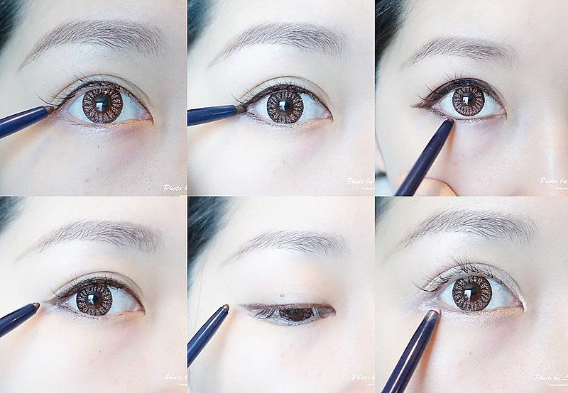 眼線畫法首圖