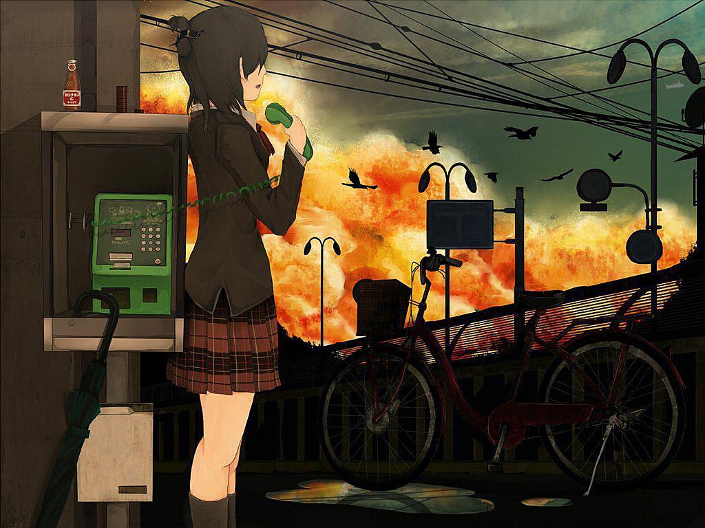 茶花二次元动漫CG图片ACGUC.COM