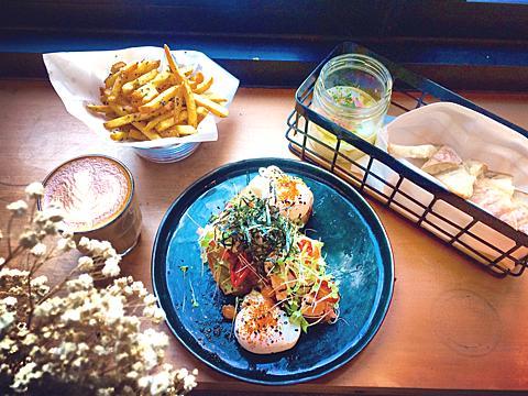 EGGY什麼是蛋澳式早午餐:『台北.松山』民生社區美食特色早午餐,EGGY什麼是蛋,超多蛋料理一次滿足