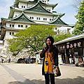 日本。名古屋城