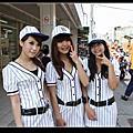 中巡府民俗技藝踩街活動(正妹)