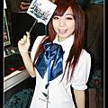台北國際電玩展show girl
