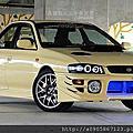 速霸陸/SUBARU2001款 LMPREZA GT 2.0c.c 全車精品不拆賣