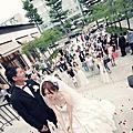 Ian & Gillian + 禮堂Wed