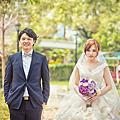 迪耕&昀叡結婚