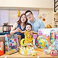 高雄抓週寫真紀錄~滿月周歲寶寶