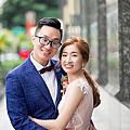 宇晨&文閔結婚