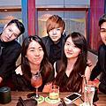 登大郎鮮肉餐酒館(Ruby寵物俱樂部)2015.11