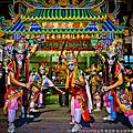 台中市20161022大甲保安堂 聖意會 保安廣澤尊王謁祖進香回駕遶境