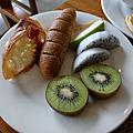 涵碧樓早餐