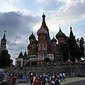 西伯利亞鐵道十四日(2018/7/14至7/27) - 5 莫斯科