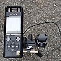 [開箱]SONY PCM-A10 錄音筆 單眼 DC 數位相機 運動相機 外掛收音方案