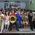 2011/08/28 花蓮玉里高中管樂集訓