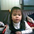 vivian 3-4歲的照片