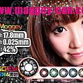 Maggey美姬  ♥ 七色花17.8