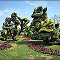 加拿大世界級的藝術園藝雕塑創作(下)