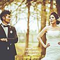 風格婚紗 視覺流感 - 衝擊您的視野
