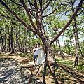 拍海外婚紗推薦 Okinawa沖繩自助婚紗@ (小資) 幸福玩拍婚紗 視覺流感攝影工作室