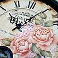 大鐘彩繪-鐘情時間
