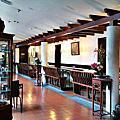 [彰化食記]中國特色建築+和式包廂 = 河洛茶館