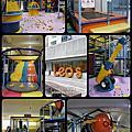 台北。夫妻檔客家料理‧私房、快樂小熊體能館、大直遊戲愛樂園、樂幼屋