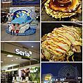 2017大阪。Day3 Westin早餐、大阪城與雞白湯拉麵、Legoland、海遊館、鶴橋風月