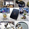 台北。晶華酒店小廚師、Mark's Teppanyaki、Taïrroir 態芮