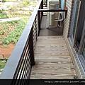 江夏景觀設計/0903-092-008/南方松陽台/地板/南方松地板/露台塑木地板施工