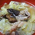 2013.10.23香菇雞湯