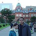 北海道賞楓啖蟹蜜月旅行