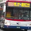 新北市轄低底盤公車