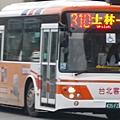 台北幹線公車及屬低底盤公車路線