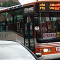 台北捷運接駁公車(紅)