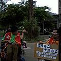 2011-10-12算障團青年公園發傳單