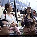 2011-10-22 性福團x算障團「街頭說說唱唱」