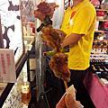 [Oct.16.2012] 單車日記2人行 x 饒河街美味!!