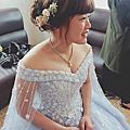 宴慈`s wedding~新秘/造型師 游小隻stylist
