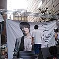 20070602台北K-Mall首場簽唱會