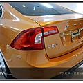 Volvo_S60橘 PPS整體鍍膜