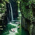九州高千穗峽