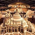 鳥取砂之美術館