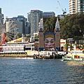 98.03.18澳洲-雪梨動物園,水族館,遊船