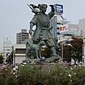 一個人的旅行 : Day 1 日本岡山