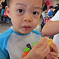 陳虎二歲以後生活集