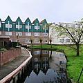 阿姆斯特丹,北海漁村~沃倫丹,馬肯(綠村),羊角村,阿培爾頓