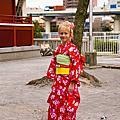 Day2(上)-東京街景、中央郵便局、やきとりセンター