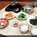 09'1026-[永和]晚餐六菜一湯