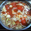 09'1122-[永和]自製蕃茄鍋